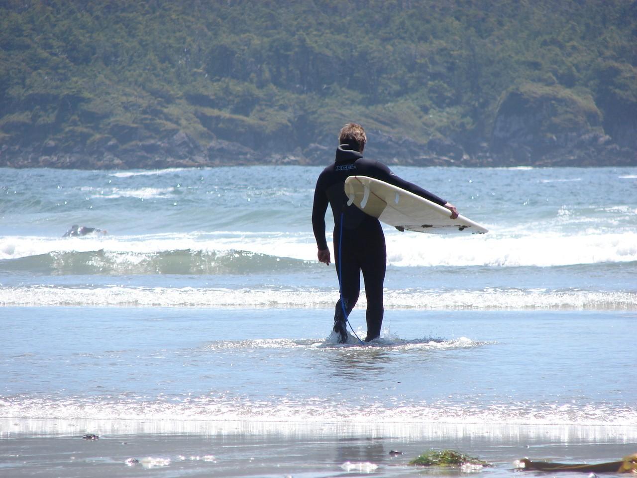 Czy interesował nas surfing