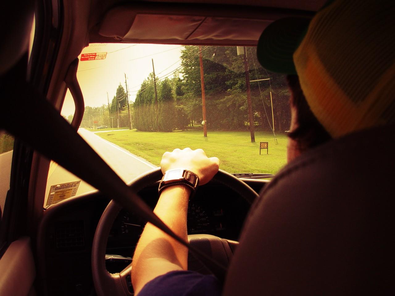 Jak przetrwać podróż busem